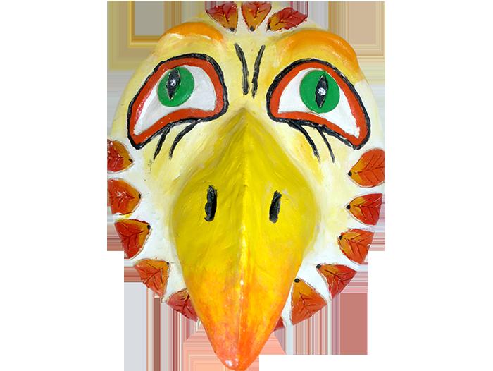 Inuit-Mask-Eagle