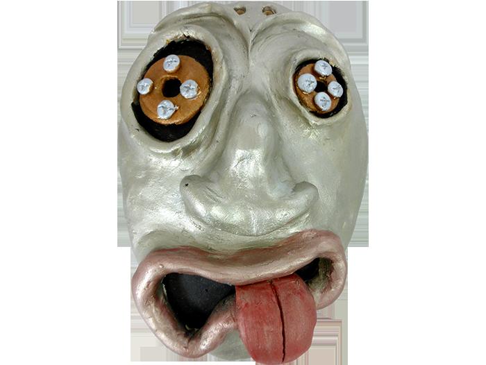 Iroquois-Mask
