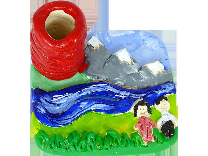 Landscape-Pencil-Holder