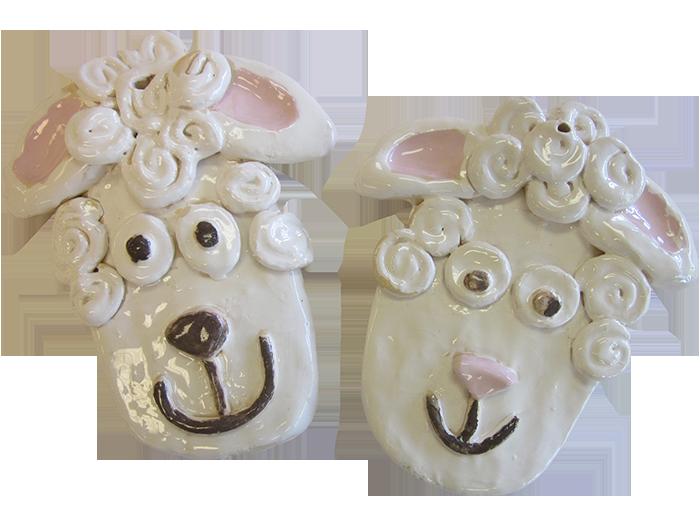 Sheep-Mask