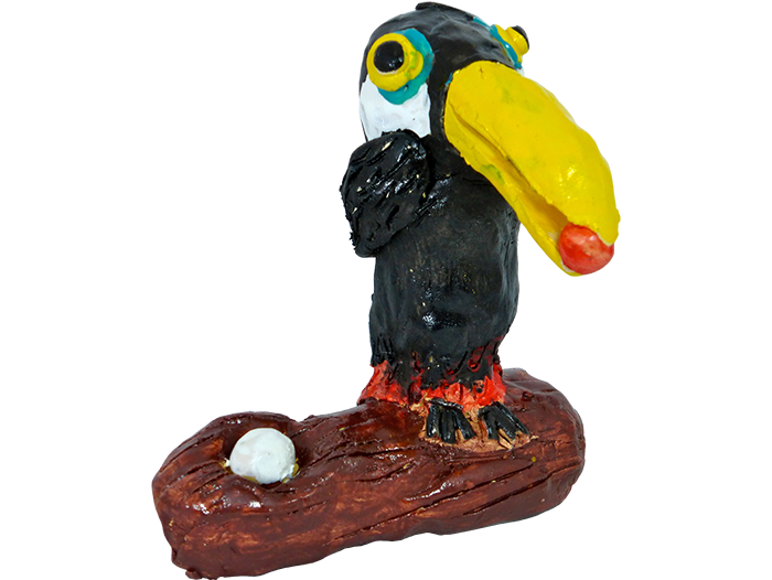 Toucan-on-a-Branch