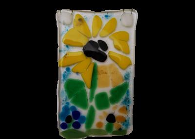 Van Gogh Inspired Sunflowers