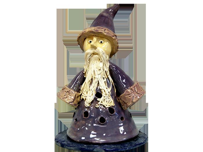 Wizard-Votive