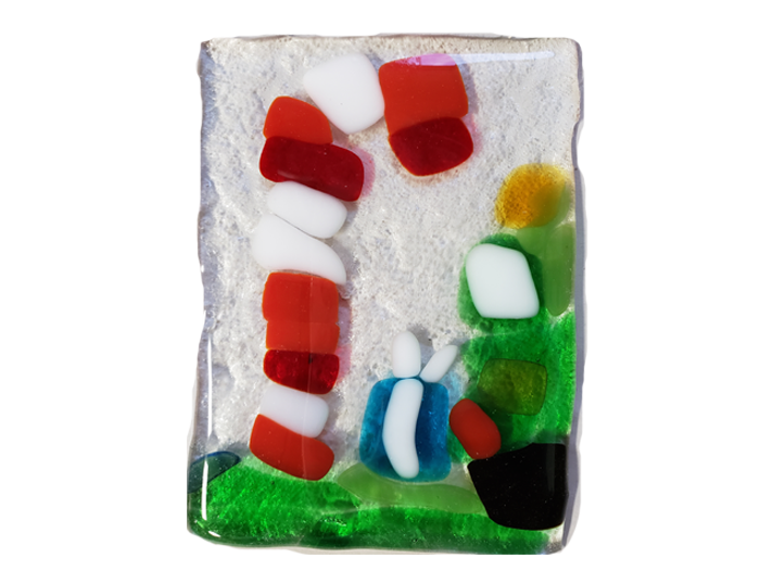 Christmas-Themed-Fused-Glass