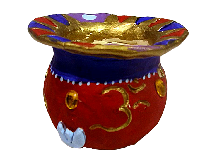 Diwali-Lamp