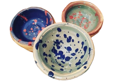 Pottery Wheel Bowls