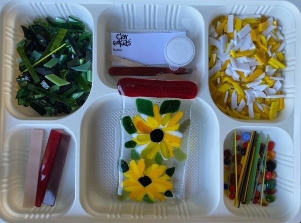 5X3 Suncatcher Kit – Sunflower