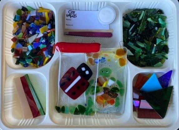5×3 Suncatcher Kit -Bugs or Animals